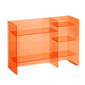 Kartell by Laufen Regal orange tangerine
