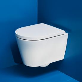 Kartell by Laufen Wand-Tiefspül-WC Compact, spülrandlos weiß