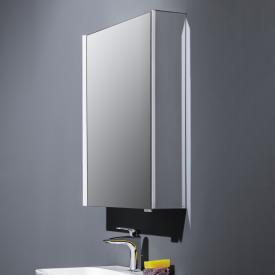 Laufen frame 25 Spiegelschrank mit LED-Beleuchtung Seitenteile verspiegelt