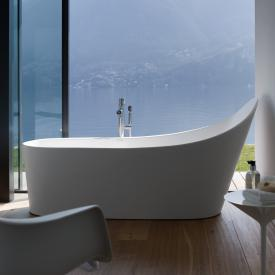 Laufen Palomba Freistehende Oval-Badewanne mit LED-Beleuchtung