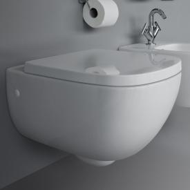 Laufen Palomba Wand-Tiefspül-WC ohne Spülrand, weiß, mit Clean Coat