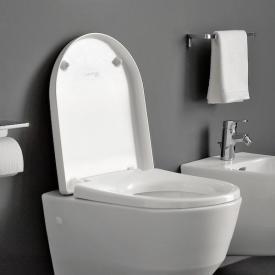 Laufen Pro WC-Sitz mit Deckel für verdeckte Befestigung weiß