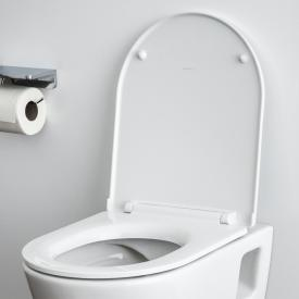 Laufen Pro WC-Sitz mit Deckel slim, abnehmbar ohne Absenkautomatik