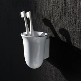 Laufen The New Classic Zahnbürstenhalter weiß
