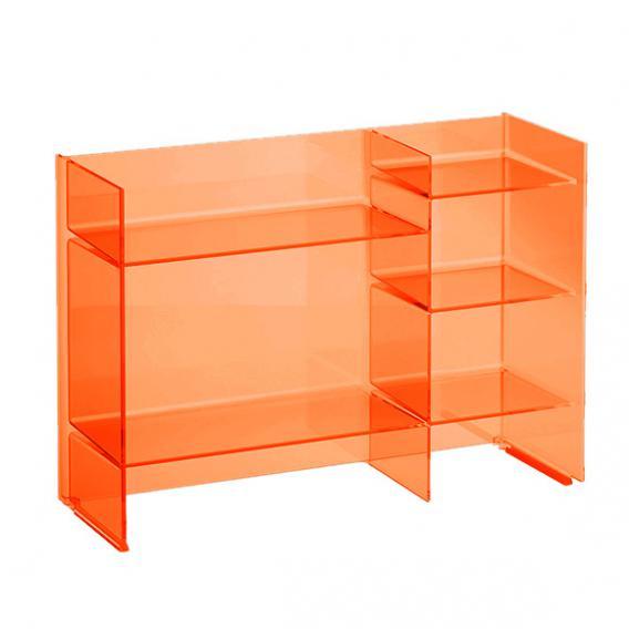Kartell by Laufen Regal orange tangerine