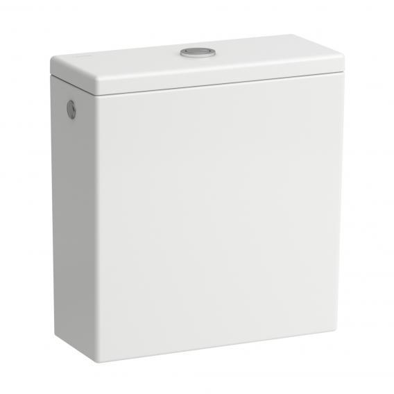 Kartell by LAUFEN Spülkasten weiß, Wasseranschluss hinten
