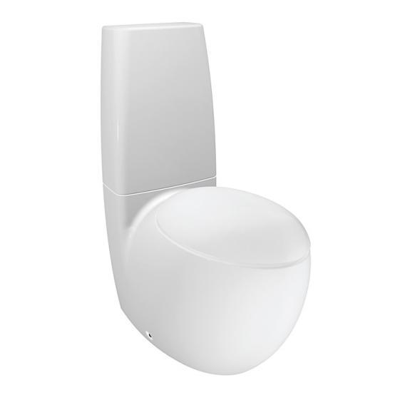 Laufen Alessi One Stand-Tiefspül-WC für Kombination weiß, mit CleanCoat