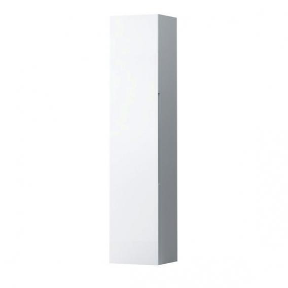 LAUFEN Palomba Hochschrank mit 1 Tür Front weiß / Korpus weiß