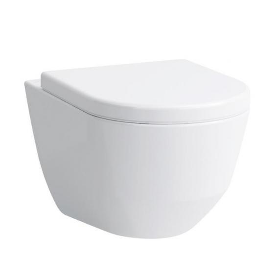 Laufen Pro Wand-Tiefspül-WC ohne Spülrand, weiß, mit CleanCoat