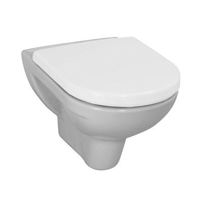 Laufen Pro Wand-Tiefspül-WC weiß, mit Clean Coat