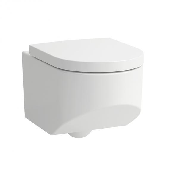 LAUFEN SONAR Wand-Tiefspül-WC spülrandlos weiß matt