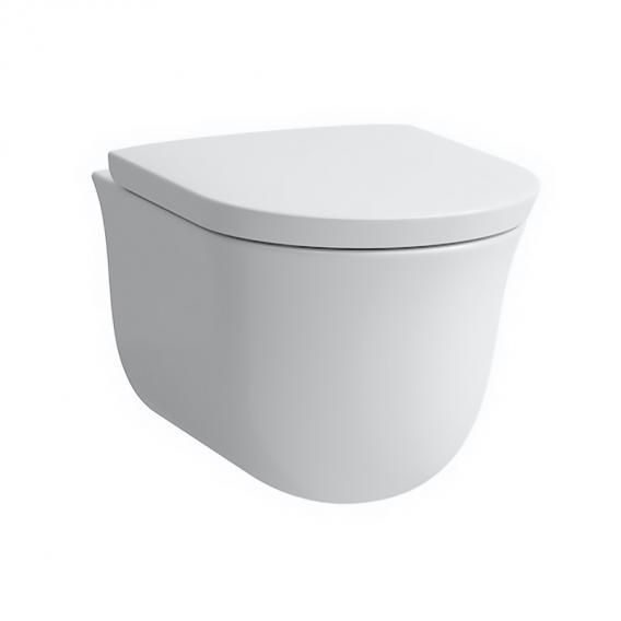 LAUFEN The New Classic Wand-Tiefspül-WC spülrandlos weiß matt