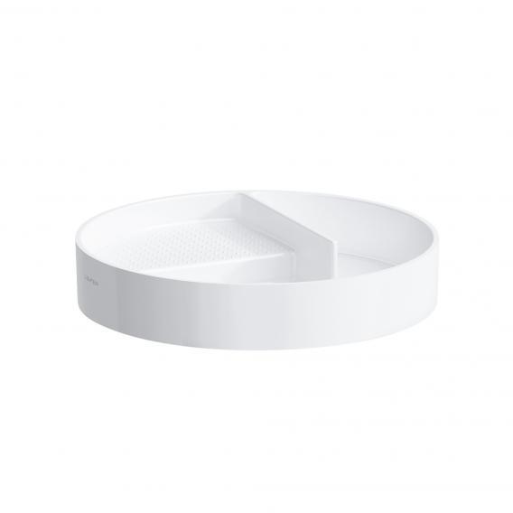 Laufen VAL  Aufbewahrungsschale rund weiß
