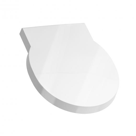 Laufen VAL Urinaldeckel mit Absenkautomatik weiß