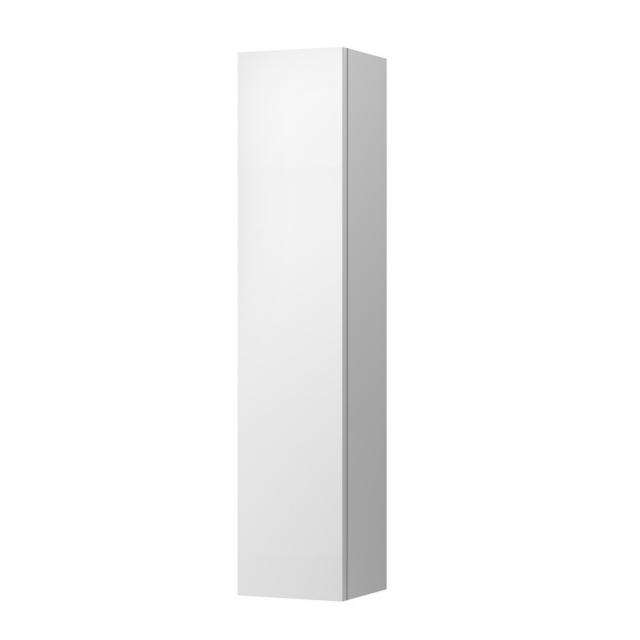 Kartell by Laufen Hochschrank mit 1 Tür Front weiß matt / Korpus weiß matt