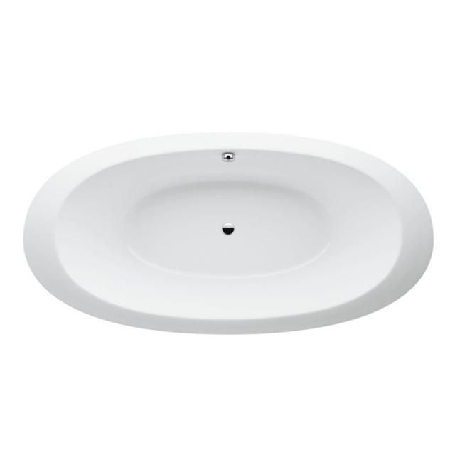 LAUFEN Alessi One Oval-Badewanne, Einbau