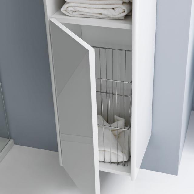 LAUFEN Base Wäschekorb für Hochschrank