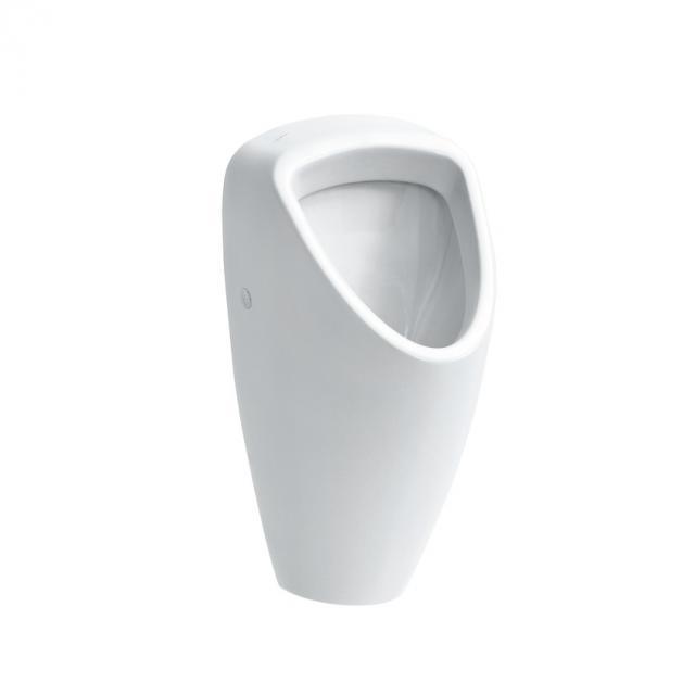 LAUFEN Caprino Plus Urinal weiß mit CleanCoat, Zulauf hinten