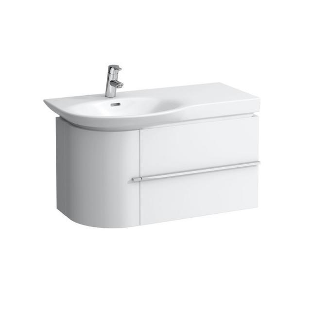 LAUFEN Case for Palace Waschtischunterschrank mit 1 Auszug und 1 Tür Front weiß glanz / Korpus weiß glanz
