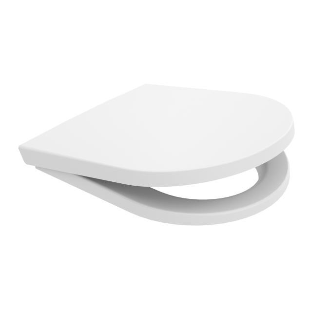 LAUFEN Cleanet Navia WC-Sitz mit Deckel weiß matt