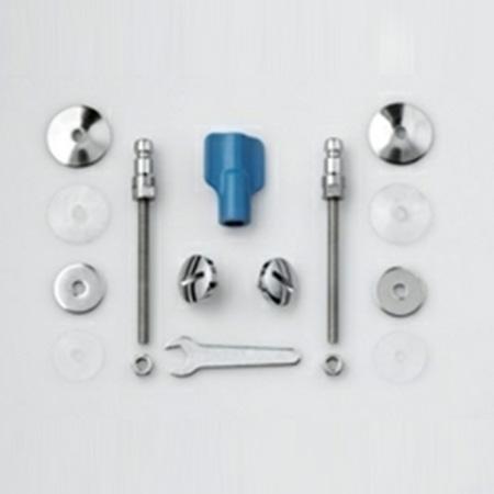 LAUFEN Ersatzteil Scharnier für WC-Sitze Form 897670 + LAUFEN Pro ab Modell März 09
