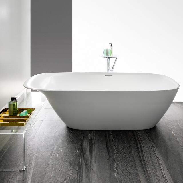 Laufen INO Freistehende Oval-Badewanne
