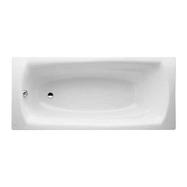 LAUFEN Palladium Körperform Rechteck-Badewanne, Einbau
