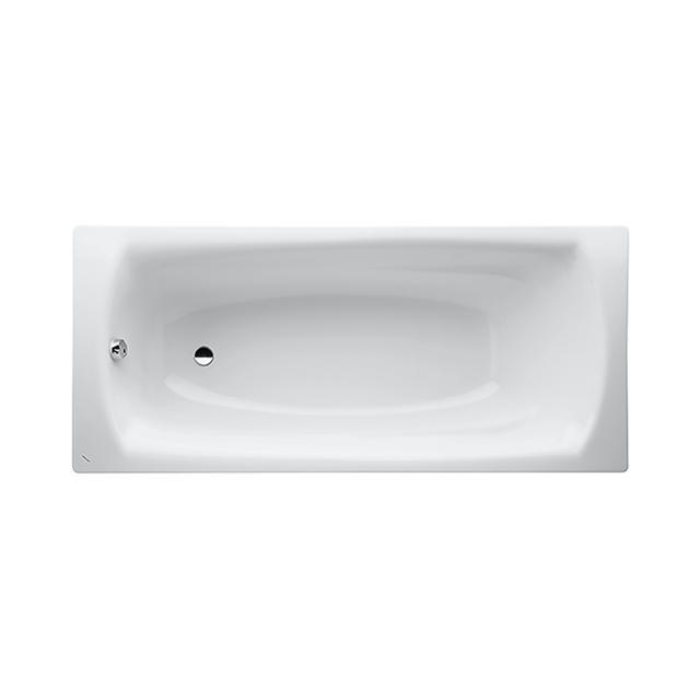 Laufen Palladium Körperform Rechteck-Badewanne