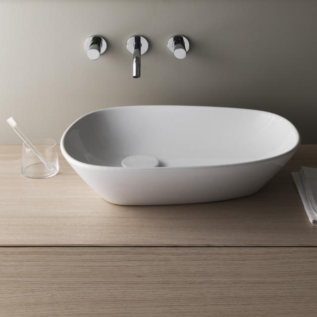 LAUFEN Palomba Waschtisch-Schale weiß