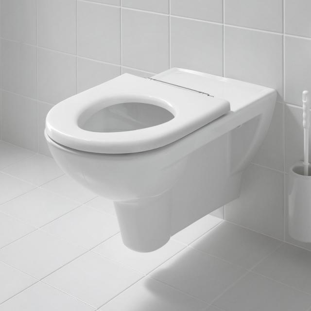 Laufen Pro Liberty Wand-Flachspül-WC weiß