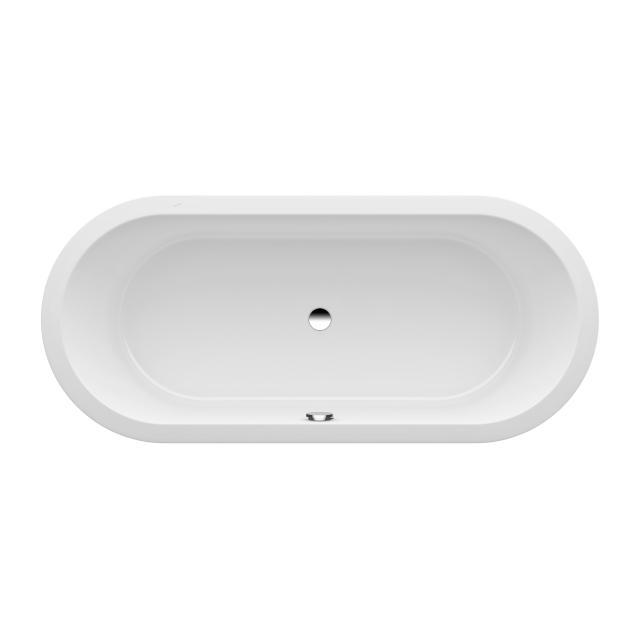 LAUFEN Pro Oval-Badewanne, Einbau