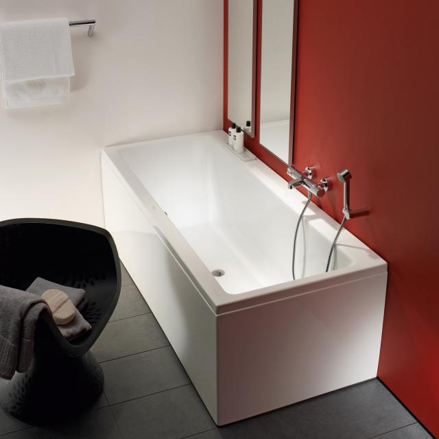 LAUFEN Pro Rechteck-Badewanne, Einbau