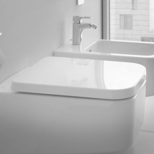 LAUFEN Pro S WC-Sitz mit Deckel weiß, mit Absenkautomatik