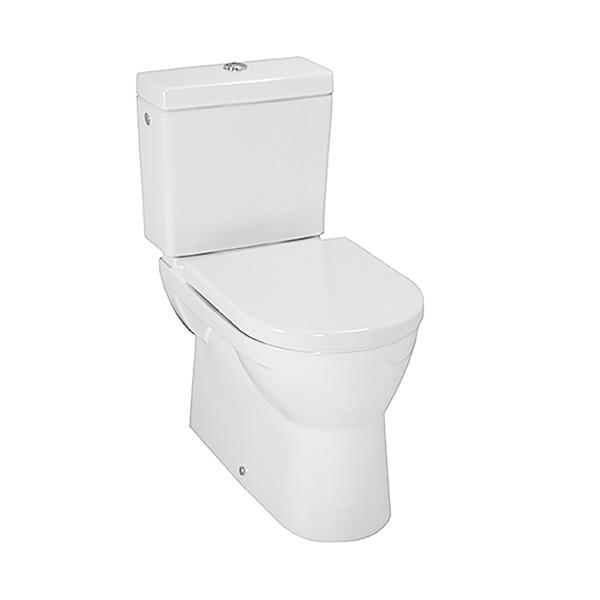 LAUFEN Pro Stand-Flachspül-WC für Kombination weiß