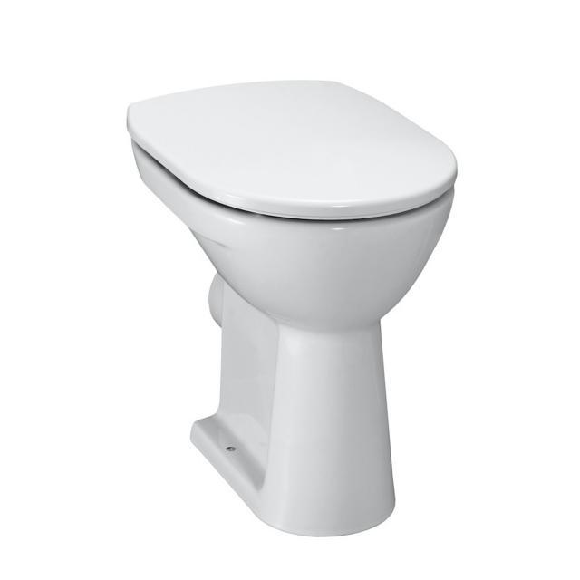 LAUFEN Pro Stand-Flachspül-WC weiß, mit CleanCoat
