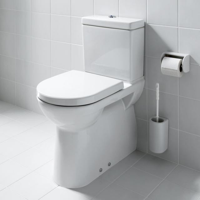 Laufen Pro Stand-Tiefspül-WC für Kombination weiß, mit CleanCoat