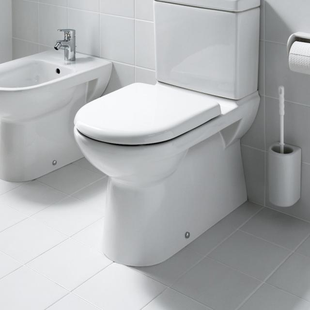 Laufen Pro Stand-Tiefspül-WC für Kombination weiß