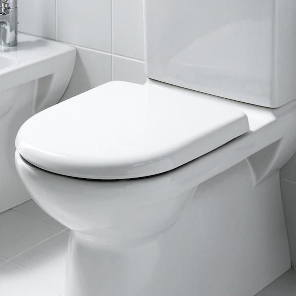 Laufen Pro Universal WC-Sitz mit Deckel für Hohlraumbefestigung weiß