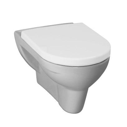 Laufen Pro Wand-Flachspül-WC pergamon