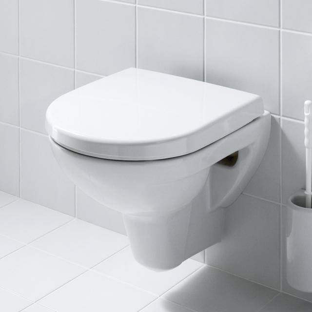 Laufen Pro Wand-Tiefspül-WC, spülrandlos weiß