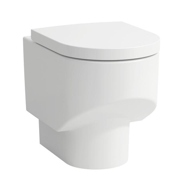 Laufen SONAR Stand-Tiefspül-WC spülrandlos weiß matt