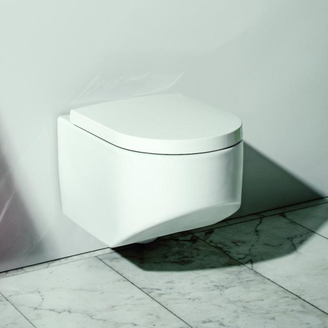 LAUFEN SONAR Wand-Tiefspül-WC spülrandlos weiß, mit CleanCoat