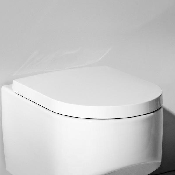 LAUFEN SONAR WC-Sitz mit Deckel weiß