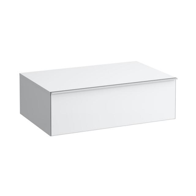 LAUFEN Space Auszug-Element Front weiß matt / Korpus weiß matt