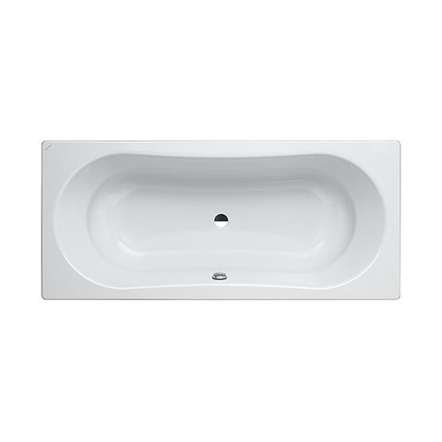LAUFEN Thallium Duo Rechteck-Badewanne, Einbau