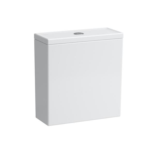 Laufen The New Classic Spülkasten weiß, Wasseranschluss hinten
