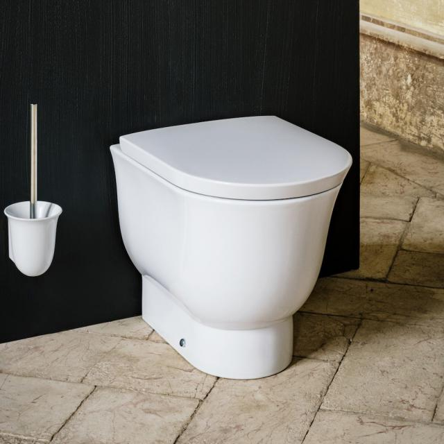 Laufen The New Classic Stand-Tiefspül-WC spülrandlos weiß matt