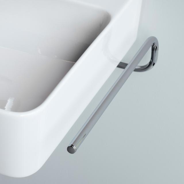 Laufen VAL Handtuchhalter für Doppelwaschtisch VAL Ausführung: rechts