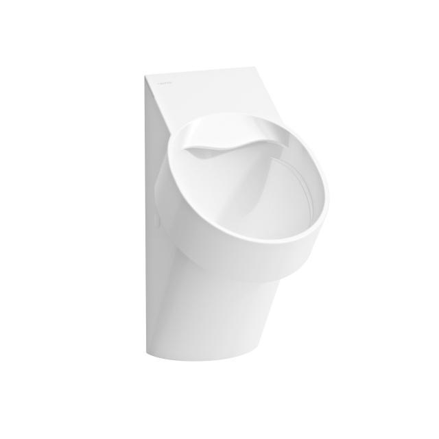 Laufen VAL Urinal, Zulauf hinten weiß mit Clean Coat