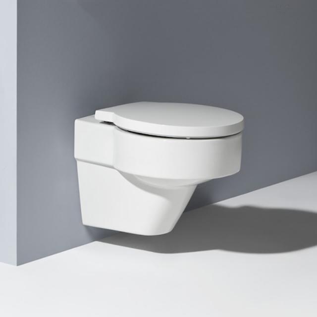 Laufen VAL Wand-Tiefspül-WC, spülrandlos weiß matt